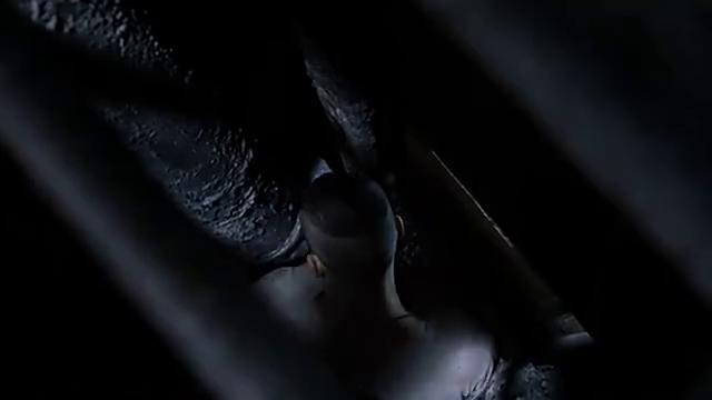 格斗之王,被关进小黑屋的斯科特阿金斯,没有说话就让特伯快崩了