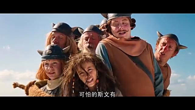 海盗成员牙齿疼痛,海盗小王子竟用这种奇葩方法为他拔牙