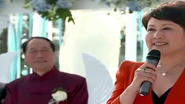 新娘在婚礼当天发现自己怀孕,新郎激动不已,完美结局