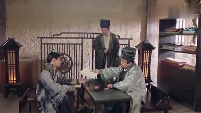 朱寿为了救花不弃,竟和东方炻签字画押,债务又加了100万两