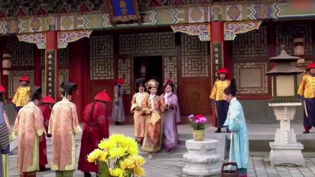 甄嬛传:皇上喜欢双胞胎,承诺做慈父,却不知被绿