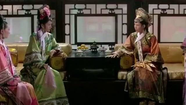 甄嬛传:甄嬛回宫后,成了皇后的眼中钉,皇后发话一定不能放过她
