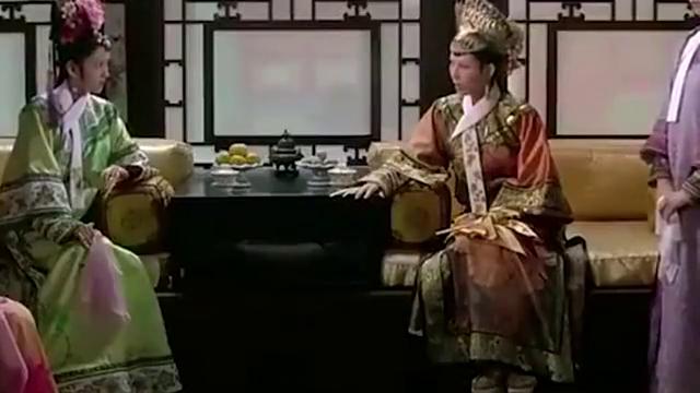 甄嬛传:甄嬛回宫后,成为了皇后的眼中钉,看皇后又准备怎么害她