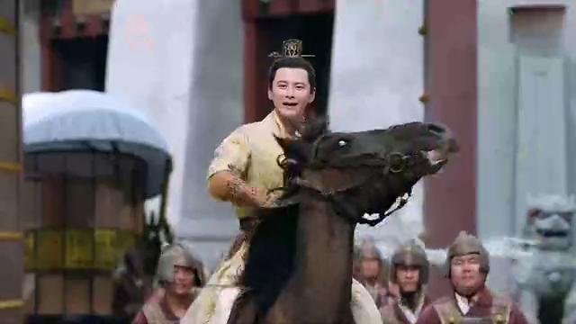 白发:无忧率兵杀进皇城,陈王被释放,原来傅筹早有准备