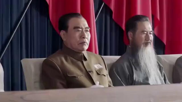 毛主席发表讲话,捍卫主权态度坚决,宣布要与美帝国主义抗争到底