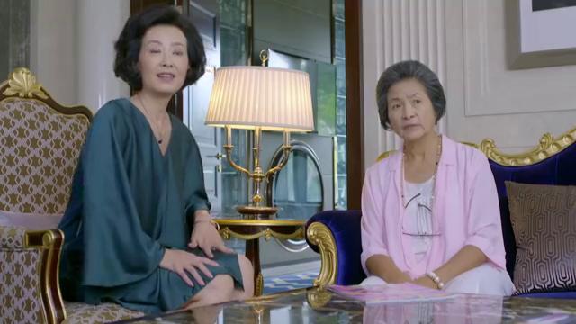 豪门生活不容易,总裁和媳妇一夜未归,不料80岁奶奶发火了