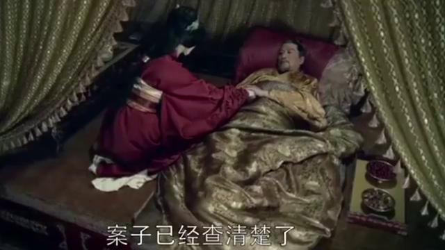 琅琊榜:静妃略施小计,就让梁帝彻底对靖王放心了,还觉得他心实