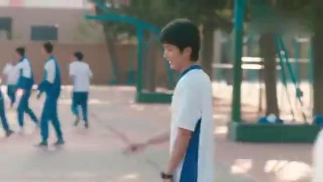 旧时光:蒋川看到辛锐在跑步,调侃林杨与她走得太近