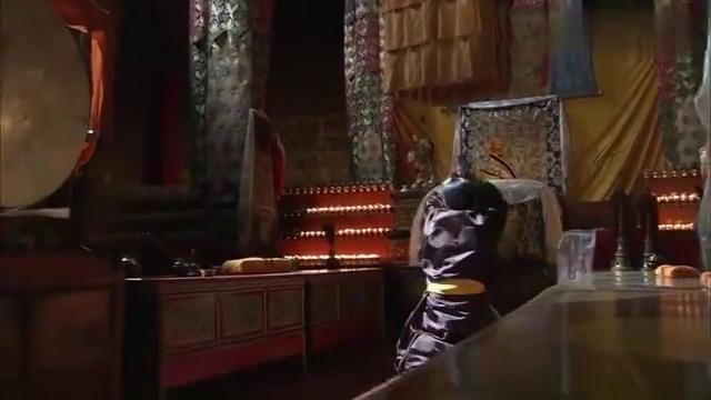 西藏秘密:帕甲拿不出那么多店铺,管家佛爷:别跟我耍花招!