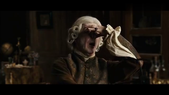 一部法国神级惊悚剧情片,靠鼻子看世界!不知吓坏了多少观众