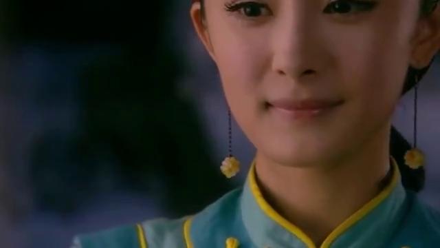 宫锁心玉:爱的供养火遍大街小巷,杨幂深情演唱,良妃难得落泪!