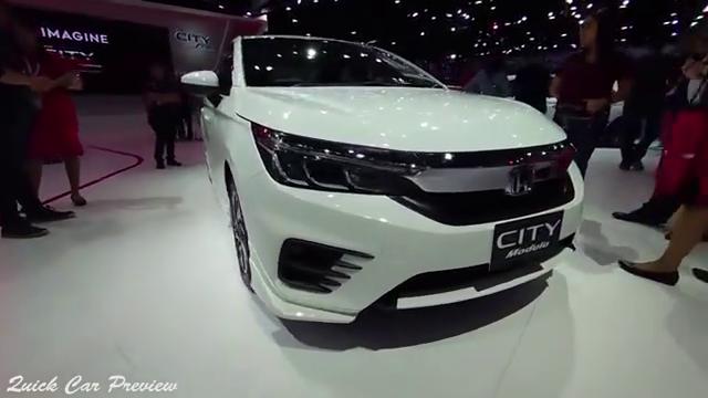 视频:2020款本田CITY实拍,酷似缩小版雅