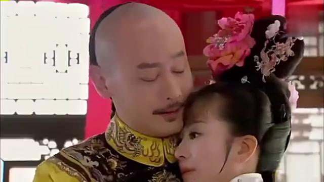 《新还珠格格》五阿哥欣荣大婚,皇上前来特许小燕子不用参加