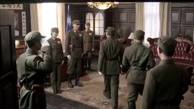 郭炳生同柳月一同见了何应欣,并任命他为国民革命军第七师师长