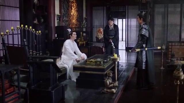 三生三世枕上书:君上委托叶将军安排小九,叶青缇来看望小九