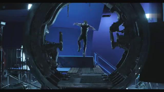 复仇者联盟笑场合集,原来电影是这样拍摄的,幻视请放开队长让我