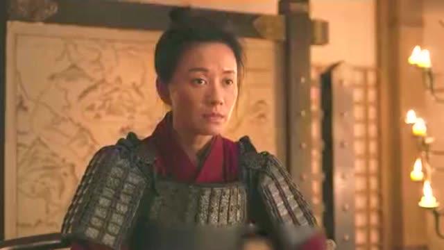 女演员S级眼神杀:除了倪虹洁,赵薇巩俐孙俪眼神也好有说服力
