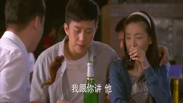 相爱十年:餐桌上邓超与董洁互诉衷肠,让人浮想联翩不自禁