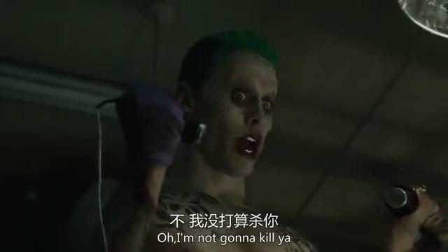 女医生变成小丑女后,这差别太大了