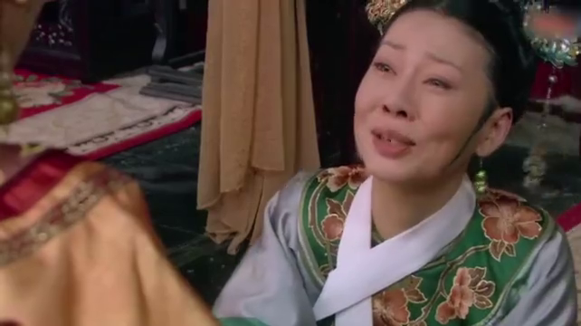 甄嬛传:皇后利用完齐妃,逼她悬梁自尽,后来却装作悲伤逆流成河