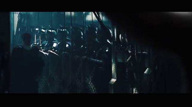 皇帝亲自上场决斗,结果被角斗士反杀,一部精彩的好莱坞大片
