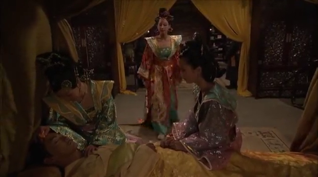 大明嫔妃大结局:皇帝驾崩前与3位嫔妃告别,下辈子还要娶兰心