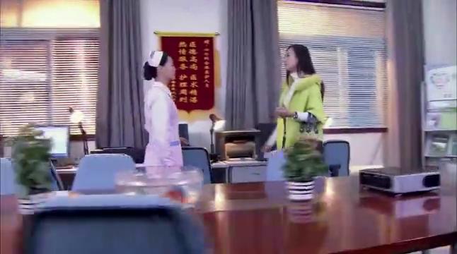 赵志平小姨子寻找主任文病情,反倒变成了采访,主任的回答很有力