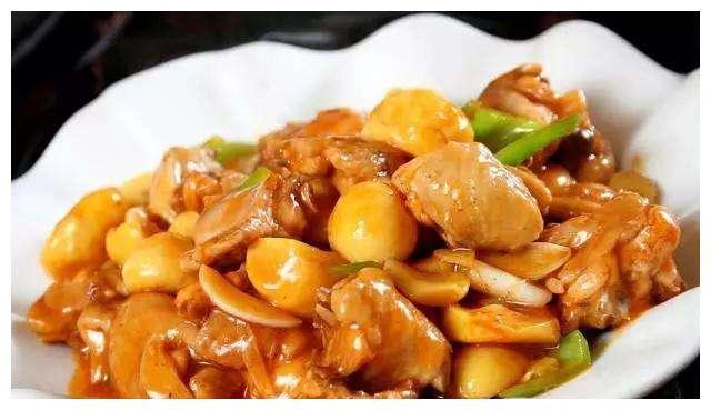 精选美食推荐:土豆烧肉,栗子烧鸡,糖醋藕丁的做法