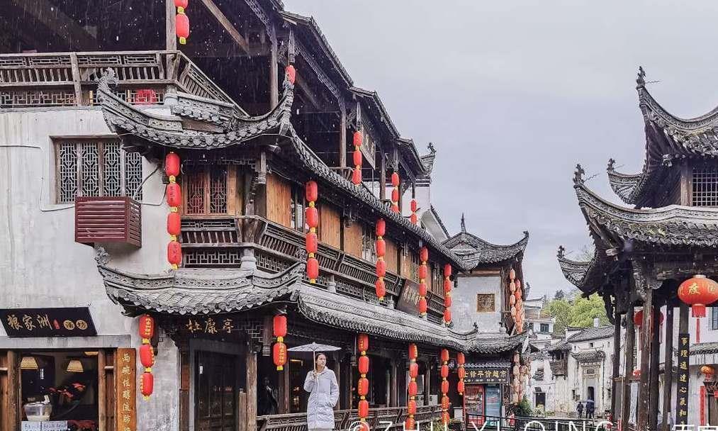 江西最低调的古镇,徽派文化融合江南水乡,有小乌镇之美誉