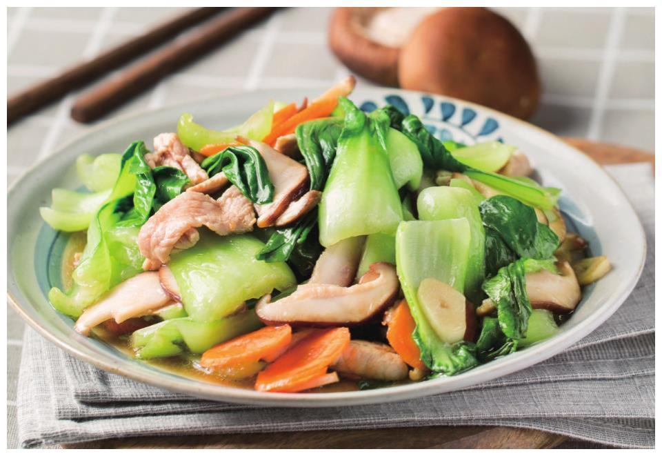 开学季多给孩子吃香菇,补钙效果好,还能增强免疫力,别错过