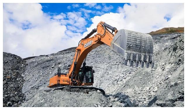 """凯斯CX800B ME挖掘机 用硬实力诠释""""攀登""""的理由"""