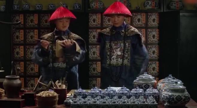 甄嬛传:温太医给眉庄送醒酒药,却被邀同酌,他上头顺从