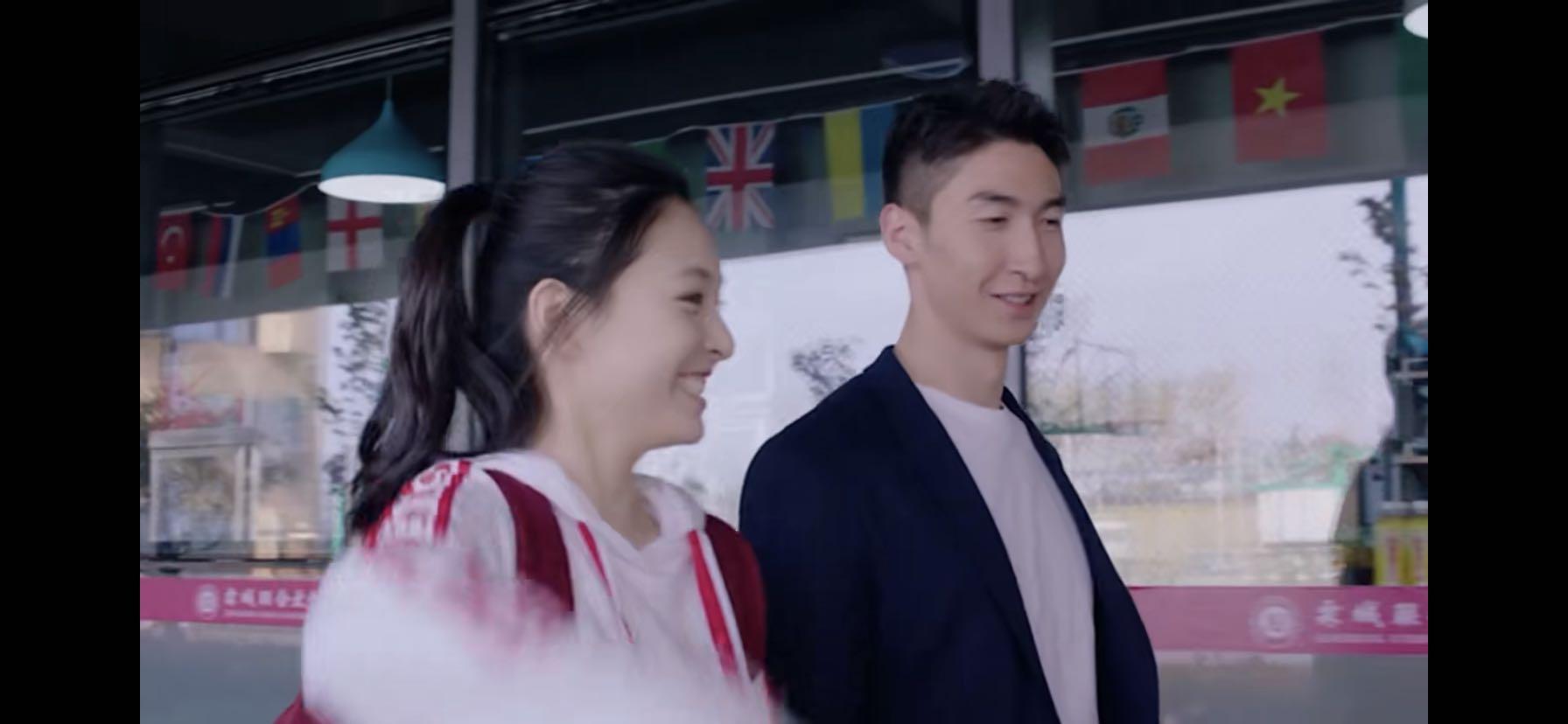 《冰糖炖雪梨》武大靖演自己,演技自然并获赞,而且超级搞笑