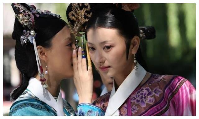 她是唐嫣白百何同学,出演《甄嬛传》走红,嫁给音乐才子后淡圈