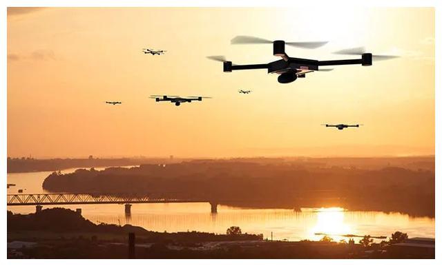 欧洲无人机空域融合项目启动