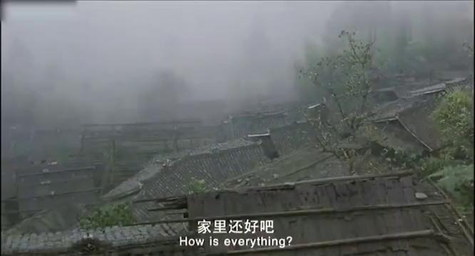 鸟巢:小孩读信给妈妈听,说爸爸让他去北京看看,却遭到妈妈反对