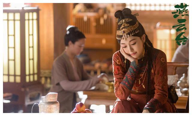 唐嫣窦骁二度合作,《燕云台》携手演绎草原儿女传奇故事