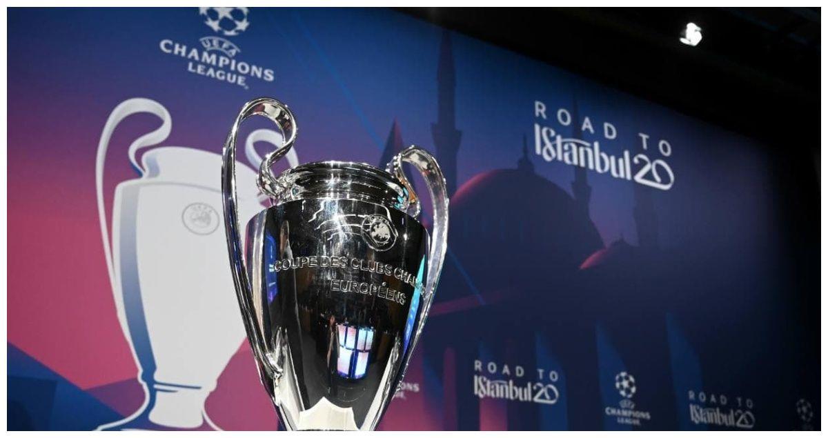 伊斯坦布尔可能放弃举行欧冠决赛,里斯本最有可能接盘