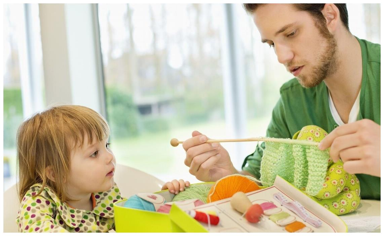 4岁的宝宝玩什么、怎么玩,会有自己的想法,家长不用勉强他哦