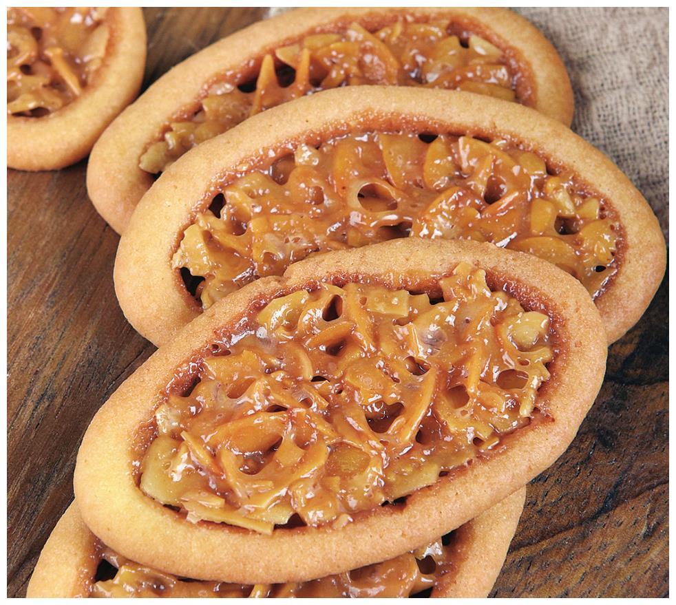 适合在家做的小饼干,无需模具,操作简单,不仅漂亮而且很香脆