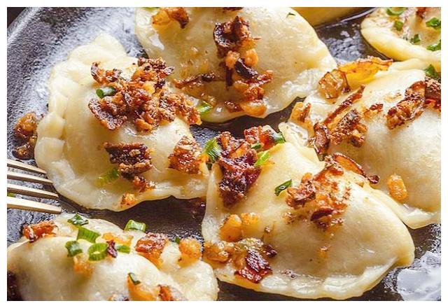 吃货达人带你领略美食,世界各国的饺子,奇葩又美味,涨知识了!