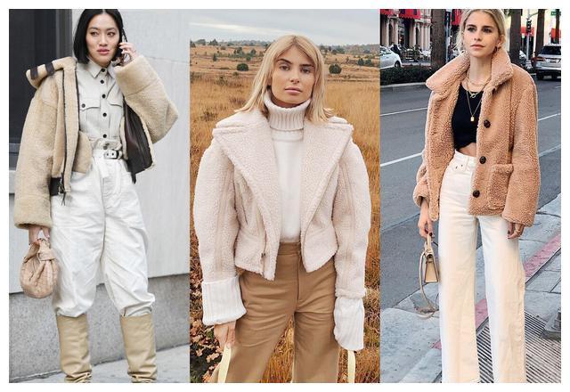 马上降温了,保暖的外套准备好了吗?时髦的羊羔绒外套了解一下
