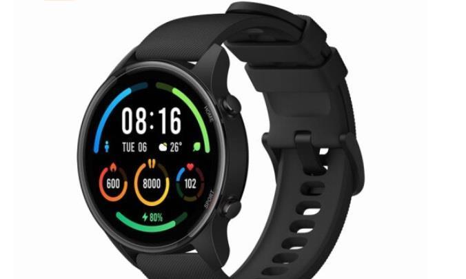 小米手表Color运动版开启预售:血氧检测+多功能NFC