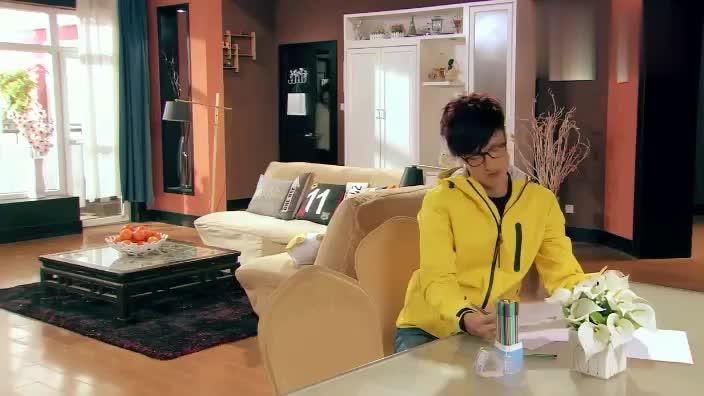 爱情公寓:关谷推测的收件人竟然长这样,确定他不是小黑
