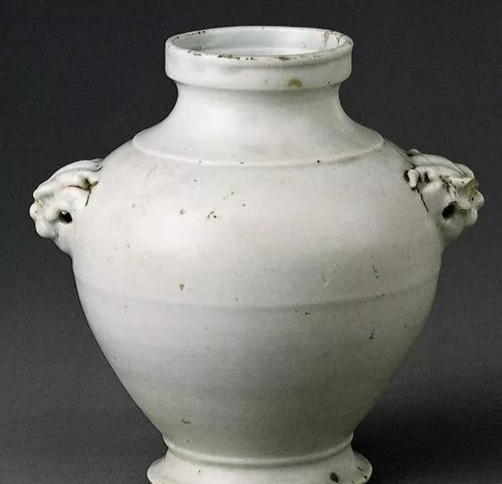 元代卵白釉瓷器欣赏