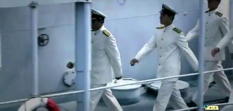 海魂:日本投降!陈立荣前往接收日本军舰,骂得日军官头都不敢抬