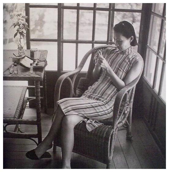 赵一荻私房照:确实很漂亮,陪伴张学良长达72年,晚年有个大遗憾