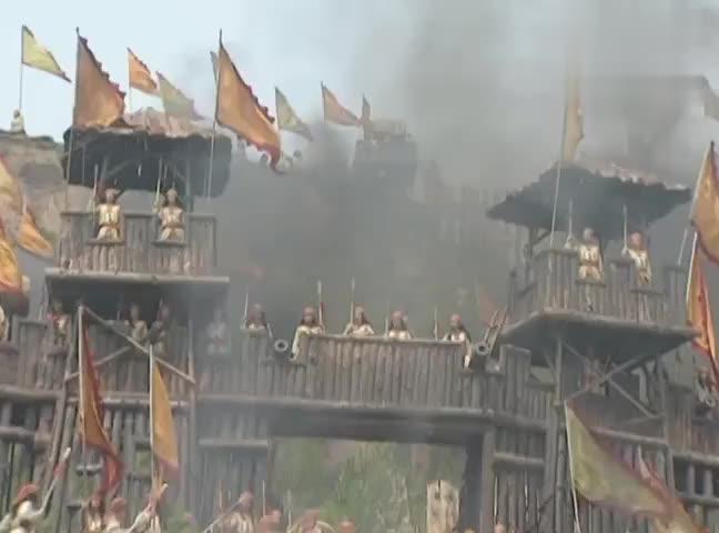 太平天国:林凤祥被清兵包围,清兵:几个毛贼而已,给我狠狠的打