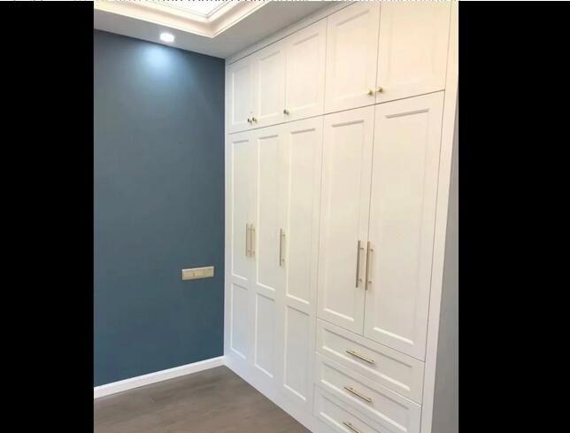 平开门衣柜设计参考!