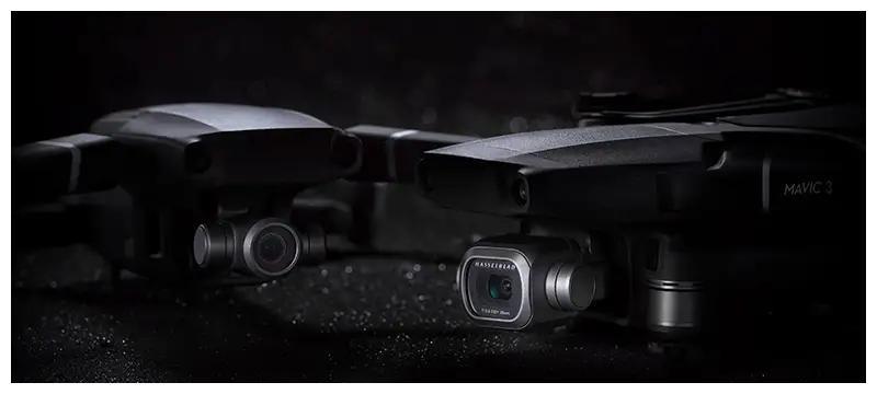 大疆Mavic 3无人机可能推出可更换相机,是创新还是倒退?